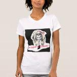 Ramona Blackheart Skull Tshirt
