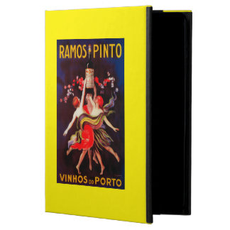Ramos Pinto Vintage PosterEurope iPad Air Cover