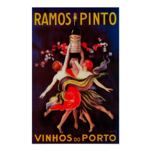Ramos Pinto Vintage PosterEurope Poster