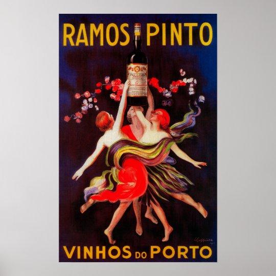 Ramos Pinto Vintage PosterEurope Poster