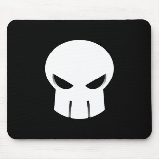 Rampage Skull Mousepad