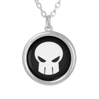 Rampage Skull Necklace