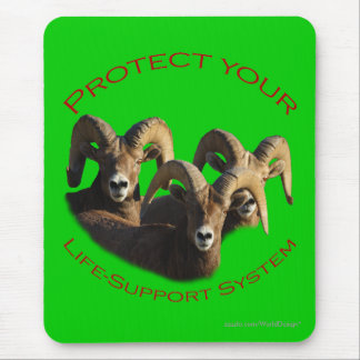 Rams Mouse Pad