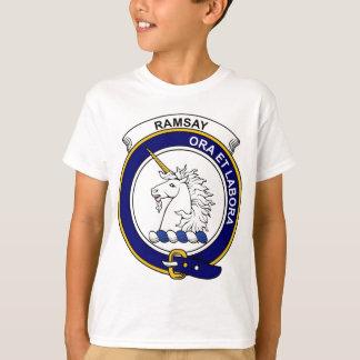 Ramsay Clan Badge T-Shirt