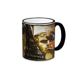Ramses II between light and dark Coffee Mug