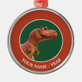 Ramsey Character Art Christmas Ornament