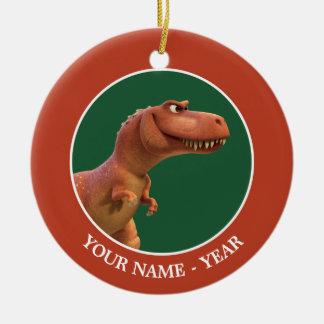 Ramsey Character Art Christmas Ornament
