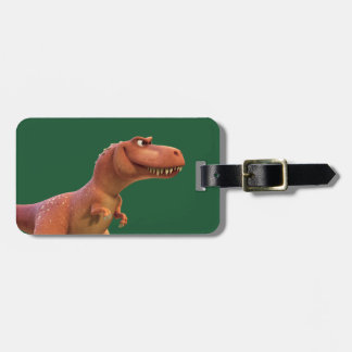 Ramsey Character Art Luggage Tag