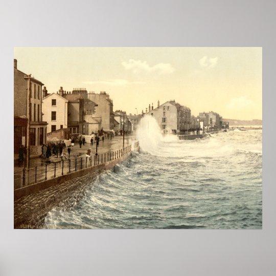 Ramsey I, Isle of Man, England Poster