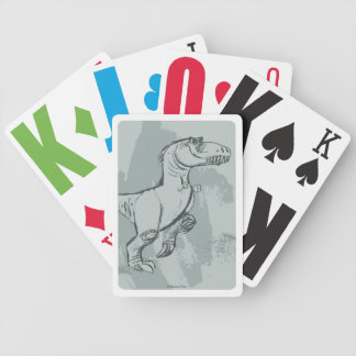 Ramsey Sketch Bicycle Playing Cards