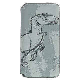 Ramsey Sketch Incipio Watson™ iPhone 6 Wallet Case