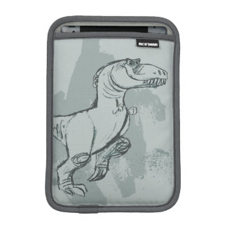 Ramsey Sketch iPad Mini Sleeve