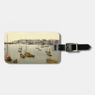 Ramsgate Harbour I, Kent, England Luggage Tag