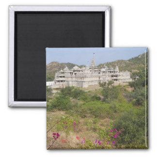 Ranakpur Jain Temple, Ranakpur, Rajasthan, India Magnet