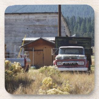 Ranch Truck Drink Coaster