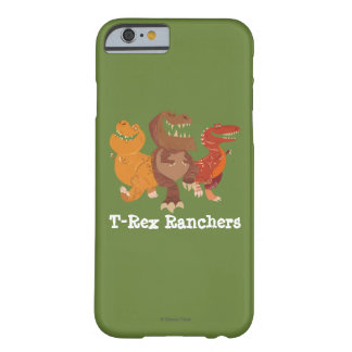 Rancher Group Graphic Barely There iPhone 6 Case