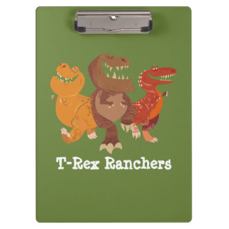 Rancher Group Graphic Clipboard