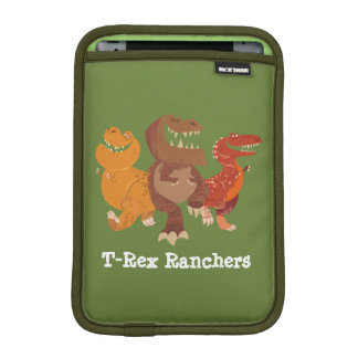 Rancher Group Graphic iPad Mini Sleeve