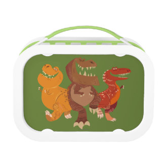 Rancher Group Graphic Lunch Box