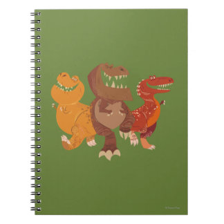 Rancher Group Graphic Spiral Notebook