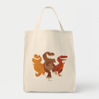Rancher Group Graphic Tote Bag