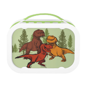Ranchers Sketch Lunch Box