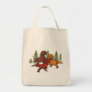 Ranchers Sketch Tote Bag