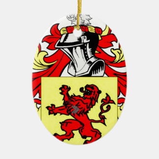 Rand Coat of Arms Christmas Tree Ornament