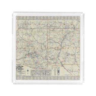 Rand McNally Official 1925 Auto Trails