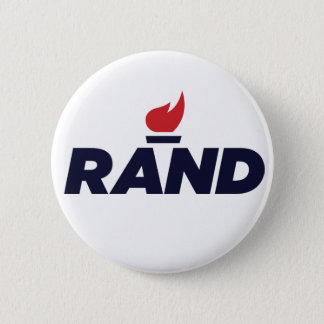 "Rand Paul 2016 Campaign Button - 2.25"" Round"