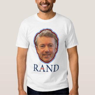 Rand Paul 2016 President Senator Constitution Tees