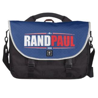 Rand Paul 2016 Stars Stripes - Blue Laptop Bag