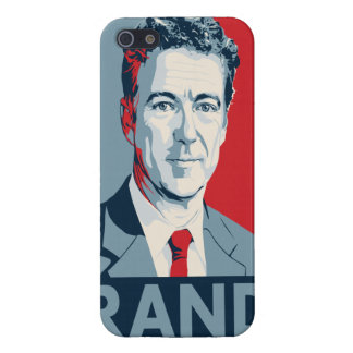 Rand Paul iPhone 5 Cover