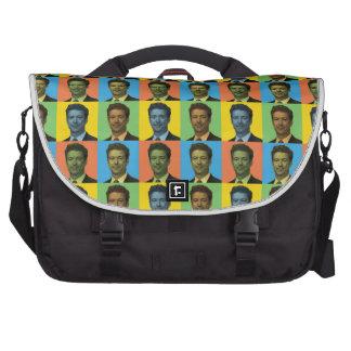 Rand Paul Pop-Art Bags For Laptop
