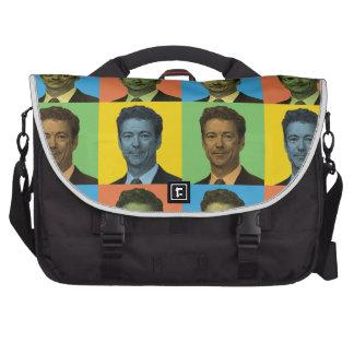 Rand Paul Pop-Art Bag For Laptop