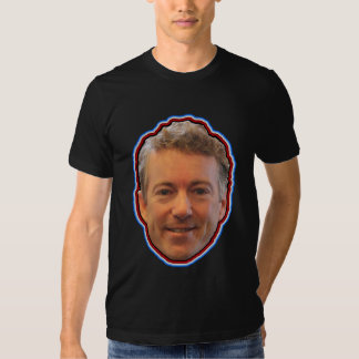 Rand Paul Republican Constitution Libertarian 2016 Shirt