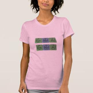 Randal  as Radium Neodymium Aluminium T-shirt