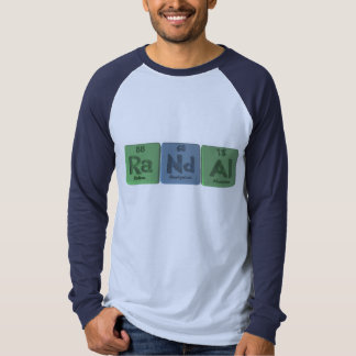 Randal  as Radium Neodymium Aluminium T-shirts