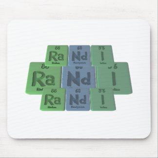 Randi as Radium Neodymium Iodine Mousepad