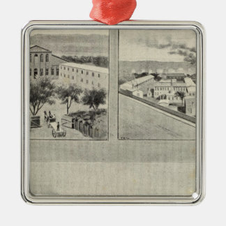 Randolph & Clowes, Waterbury Christmas Ornament