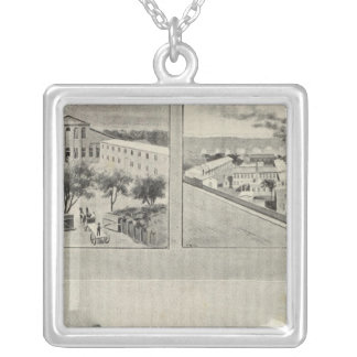 Randolph & Clowes, Waterbury Silver Plated Necklace