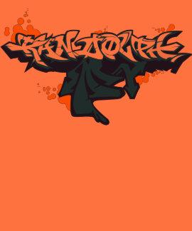 Randolph Graffiti Tee