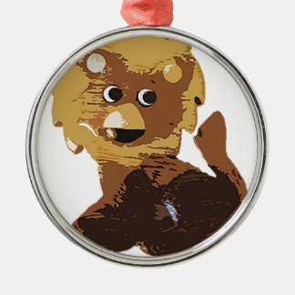 Randolph The Lion Christmas Ornament
