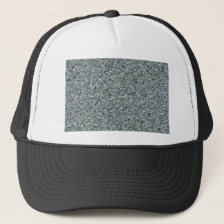 Random Abstract Triangles in Blue Trucker Hat