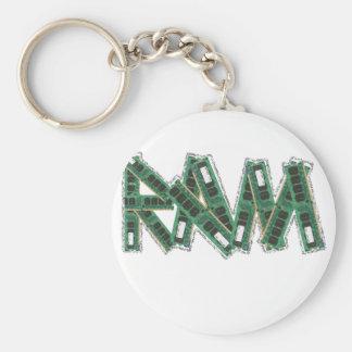 Random Access Memory Key Ring