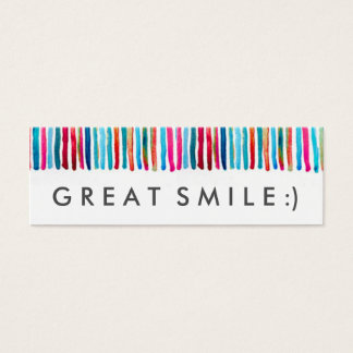 Random Acts of Kindness Great Smile Card