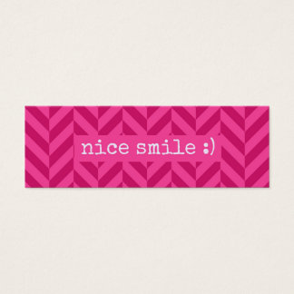 Random Acts of Kindness Nice Smile Card