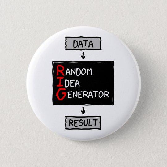 Random Idea Generator (RIG the Data) Button