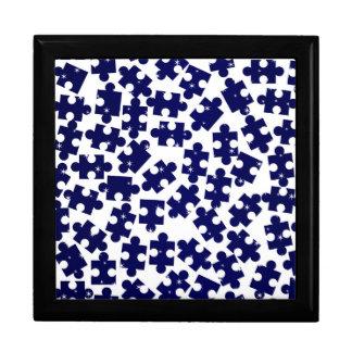 Random Jigsaw Pieces Gift Box