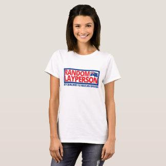 Random Layperson (Ausie Flag version) T-Shirt
